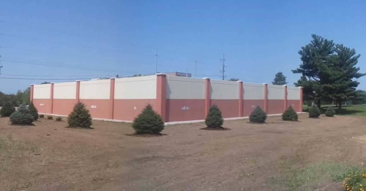 Concrete Security Walls : Modular connections llc enhanced concrete wall systems