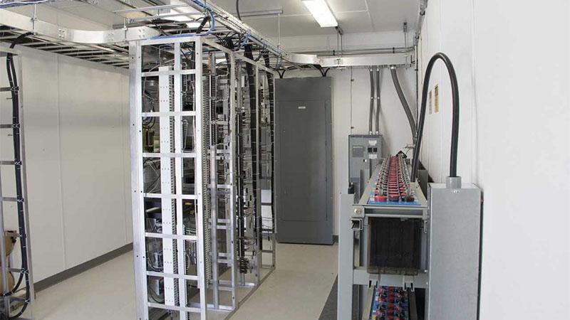 Modular Connections Llc Substation Control House