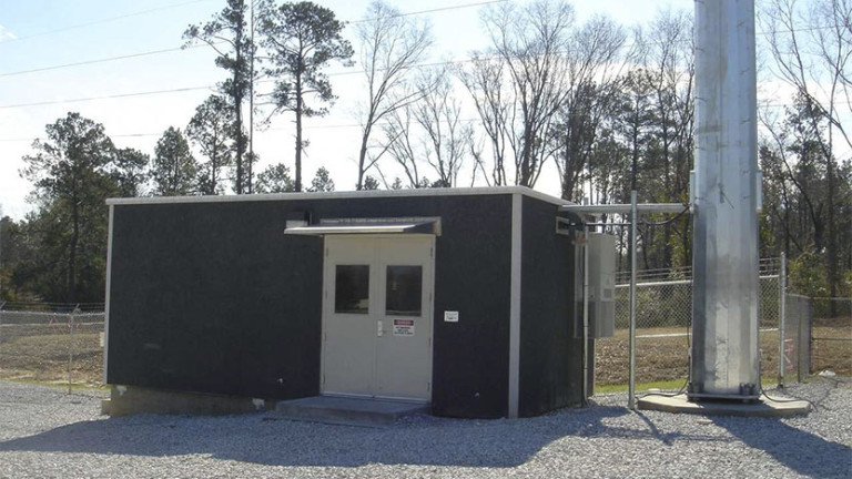 "13'8"" x 26' Substation Control Building"