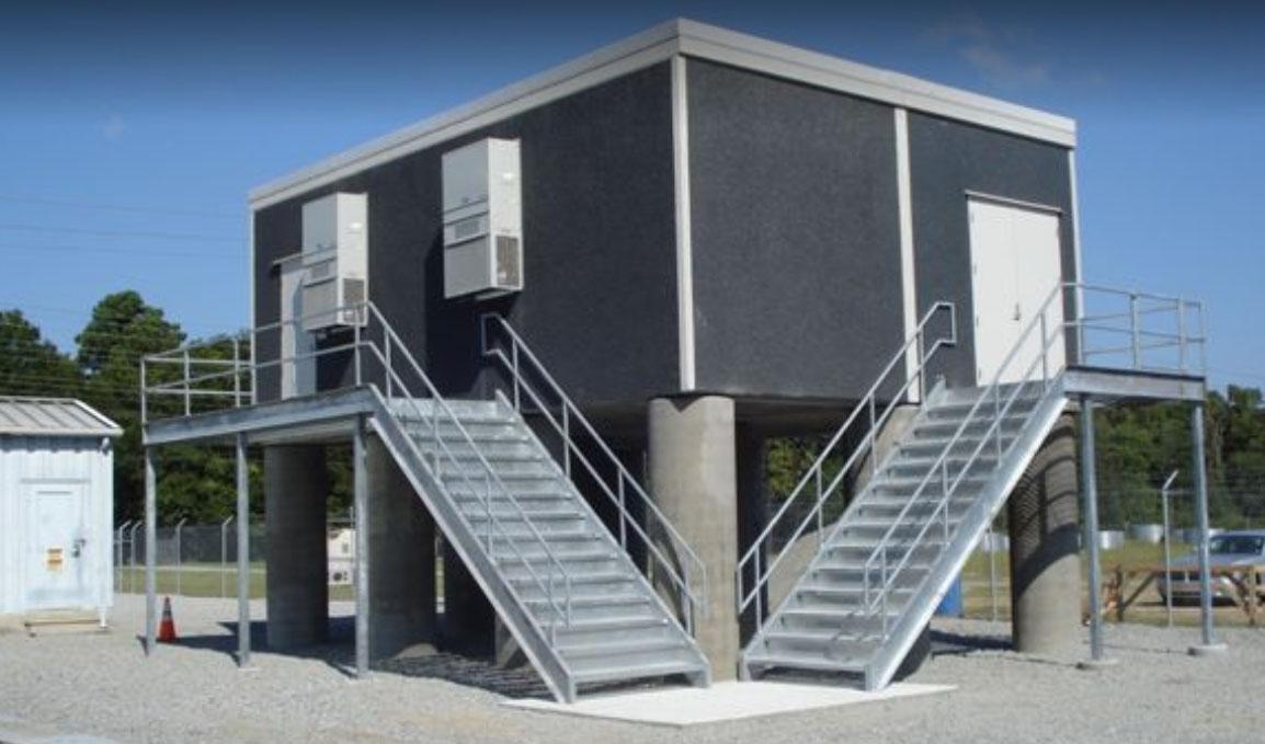 precast concrete building systems