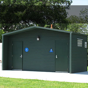 RESTROOM & PARK FACILITIES